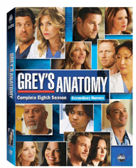 'Grey's Anatomy: The Complete Eighth Season' Comes to DVD September 4, 2012 1