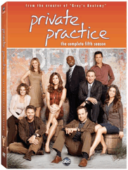 'Private Practice: The Complete Fifth Season' Comes to DVD September 11, 2012 1