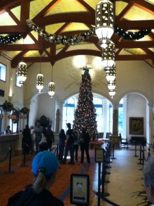Tree at Coronado Springs