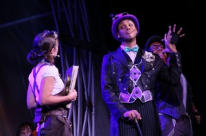 Cast Members 'Encore' Perform Finding Wonderland Show for Charity 1