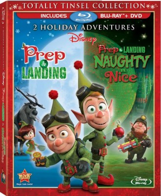 Coming to Disney Bluray and DVD for 2012 12