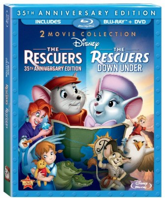 Coming to Disney Bluray and DVD for 2012 1