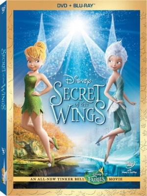 Coming to Disney Bluray and DVD for 2012 10