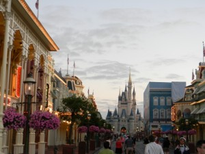 Main Street USA - Not Just A Road To The Castle 1