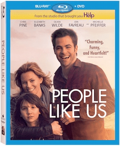 'People Like Us' Releases on Blu-ray Combo Pack, DVD, Digital & On Demand October 2nd 1