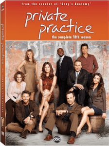 DVD Review: Private Practice The Complete Fifth Season 1