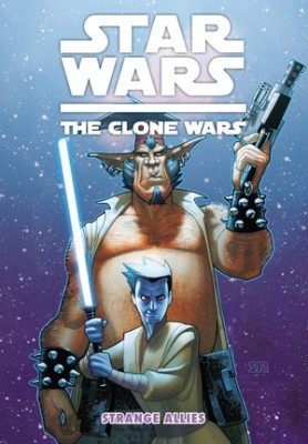 """""""Star Wars: The Clone Wars - Strange Allies"""" Has Padiwans Investigating a Mystery 1"""