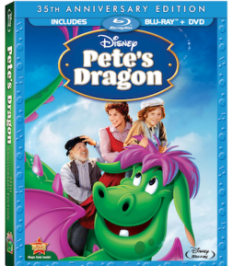 Blu-ray Review of Pete's Dragon 35th Anniversary Edition 1