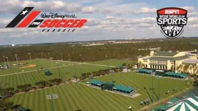 Walt Disney World Pro Soccer Classic