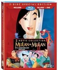Mulan 1 and 2
