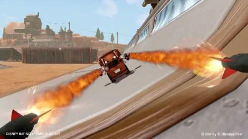 Disney Interactive Announces 'Cars' Playset For 'Disney Infinity' 3