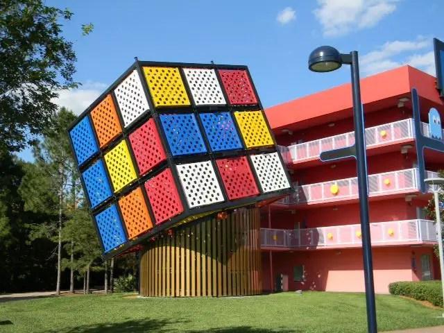 POP Rubix Cube