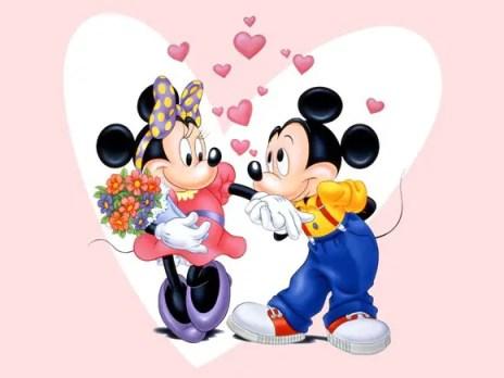 Mickey Minnie Valentine