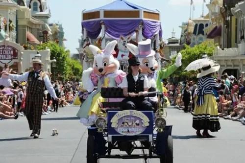 Easter Celebration at Disney World