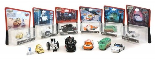 Star wars Cars