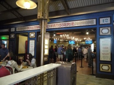 Best dinner options at epcot