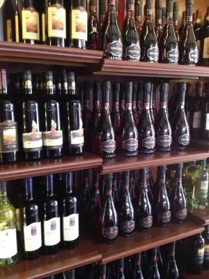 Epcot Italy Wine