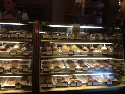 Germany Epcot Caramel Shop