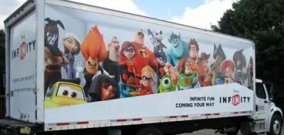 Disney infinity road trip