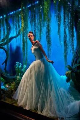 Tiana Inspired dress