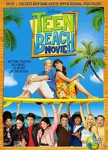 Teen Beach Movie Cover