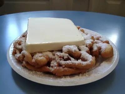 Funnel Cake American Adventure