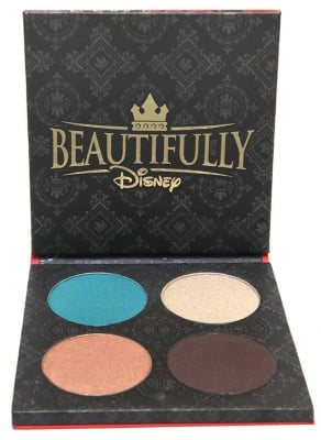 beautifully Disney Fiery Eye shadow collection