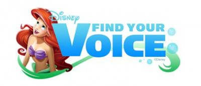 Find Your Voice Ariel Poster