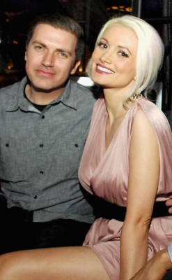 Holly Madison and Fiance