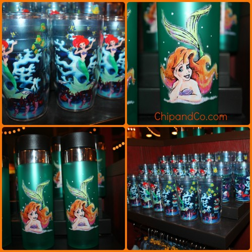 Little Mermaid thermos