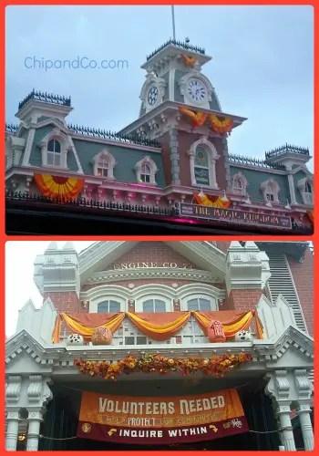 Magic Kingdom Fall