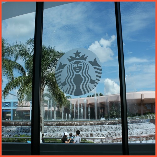 Fountain of Nations Fountainview Starbucks