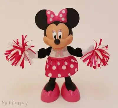 Cheerin Minnie