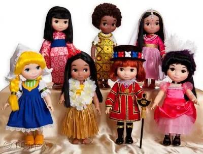 Small World Dolls Animators Collection