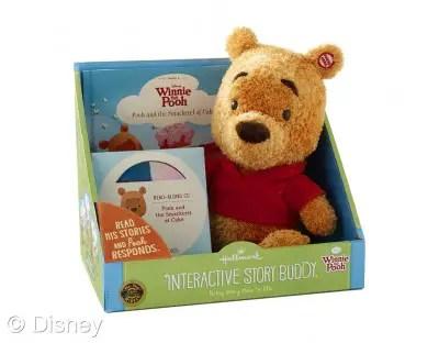 Winnie the Pooh Interactive story buddy