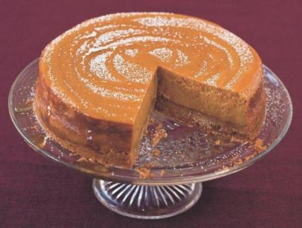 raglan-road-pumpkin-cheesecake