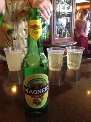 Hard Cider UK Pavilion Epcot