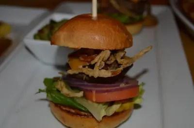Burger Sliders-HOB