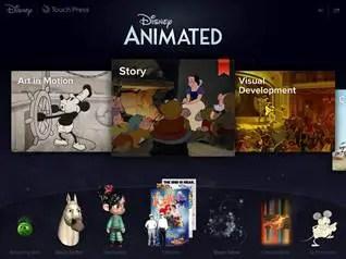 Disney Animated App