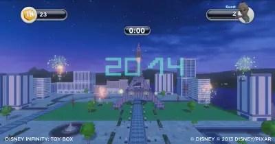 Disney Infinity 2014 Fireworks Toy Box