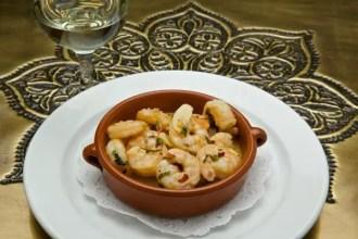 Spice Road table Shrimp