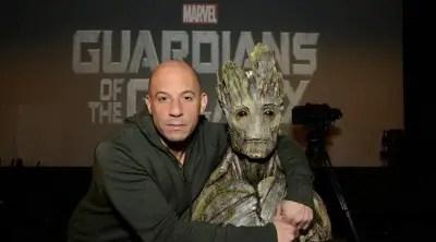 Vin Diesel; Groot