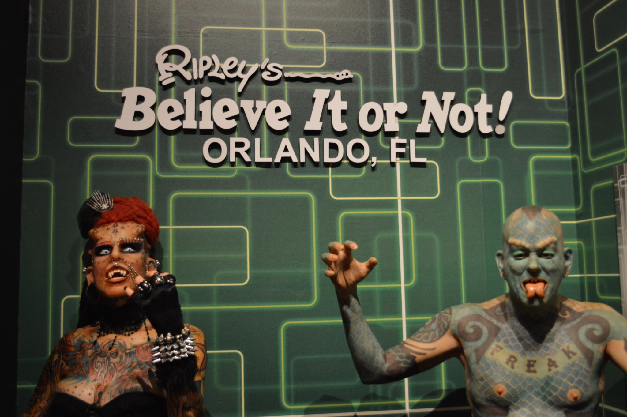 Ripley S Believe It Or Not Orlando Review