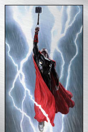 Thor Metal Print  1