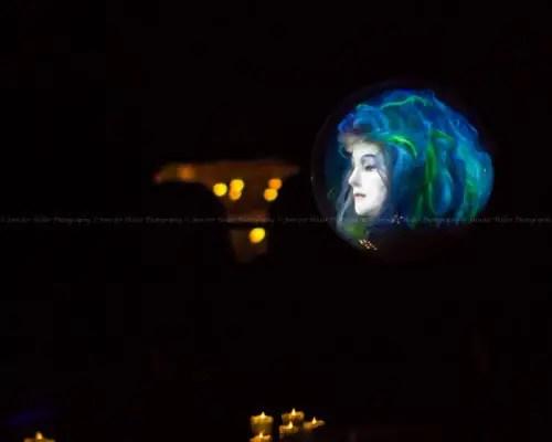 Madame Leota Haunted Mansion