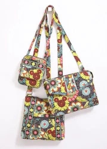 Mickey's Perfect Petals Bags