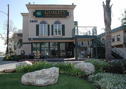 Anaheim Quality Inn & Suites