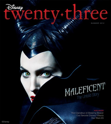 D23 Maleficent Cover