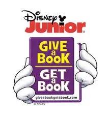 Disney Junior Give a Book