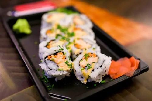 sushi disney